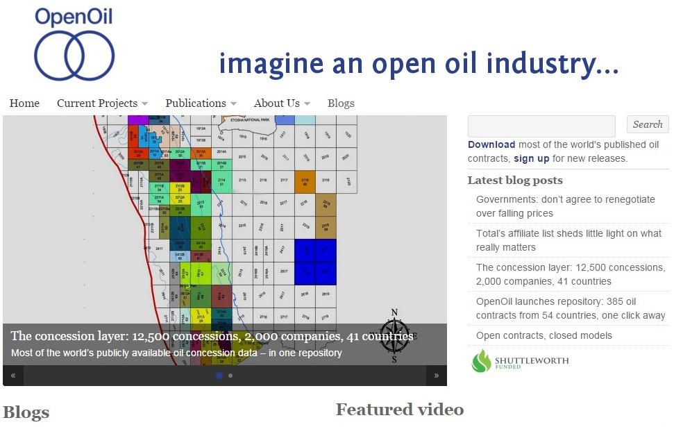 Open Oil